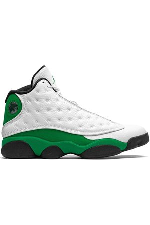 "Jordan Air 13 ""Lucky Green"" sneakers"