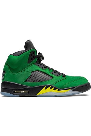 "Jordan Air 5 SE ""Oregon"" sneakers"