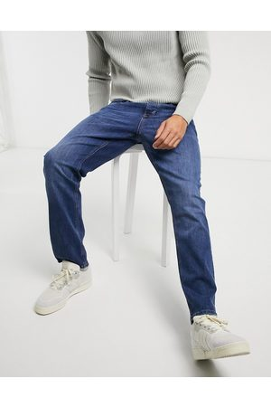 River Island Straight jeans in mid