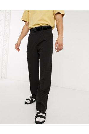 Weekday Conrad Wide Trousers in