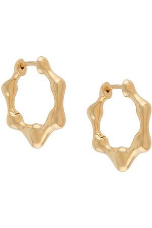 Maria Black Milla 11mm huggie earrings