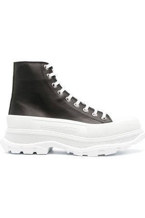Alexander McQueen Chunky lace-up sneakers