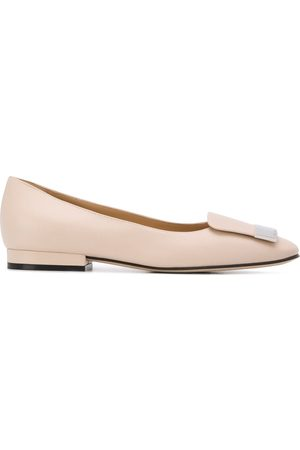 Sergio Rossi Low heel ballerina shoes
