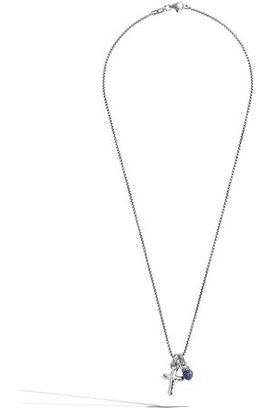 John Hardy Classic Chain Keris Dagger charm necklace