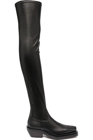 Bottega Veneta Over-the-knee BV Lean boots