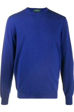 ZANONE Crewneck knitted jumper
