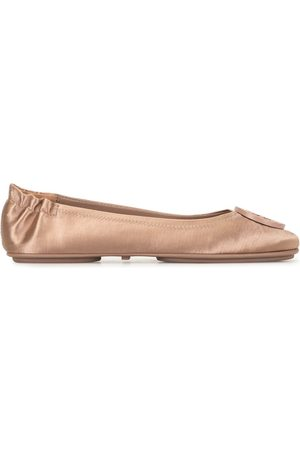 Tory Burch Logo buckle flat ballerinas