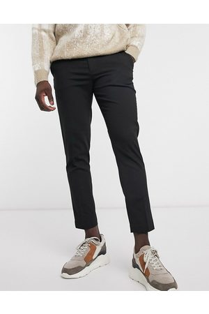 ASOS Skinny cropped smart trousers in