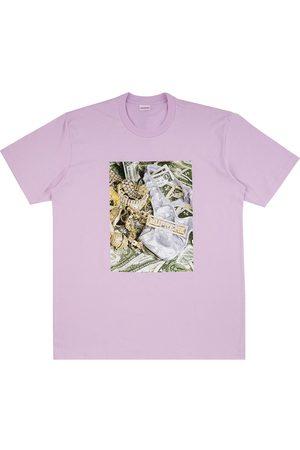 Supreme Bling print T-shirt