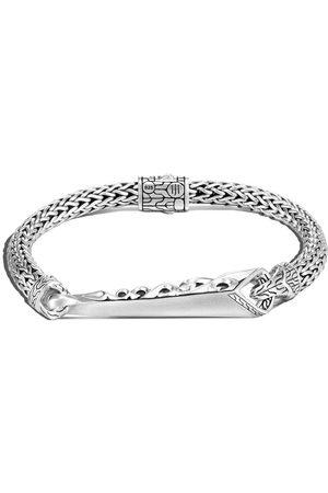 John Hardy Sterling Classic Chain Keris Dagger station bracelet