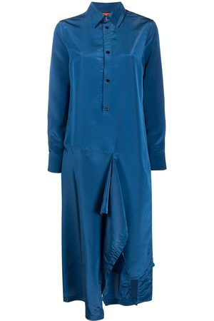 Colville Long-sleeve shirt dress