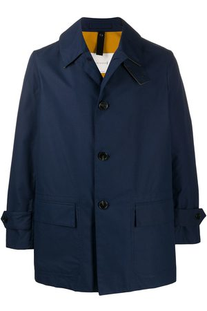 MACKINTOSH Torrent cotton raincoat