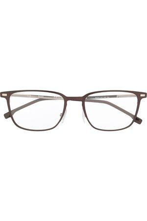 HUGO BOSS Square frame glasses