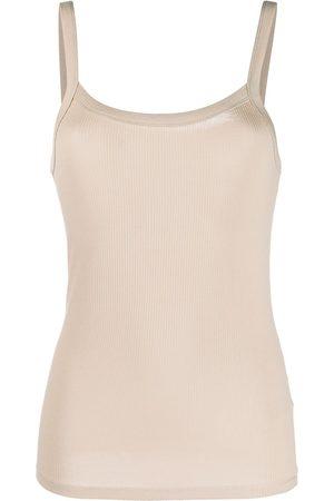 Filippa K Fine ribbed vest top