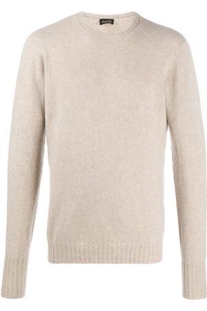 DRUMOHR Fine-knit cashmere jumper