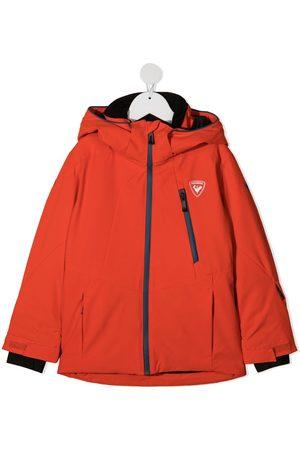 Rossignol Hooded zip-up jacket