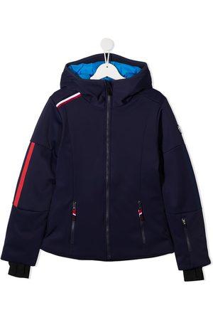 Rossignol TEEN hooded parka jacket