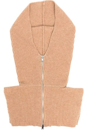 Cashmere In Love Ribbed-knit hood