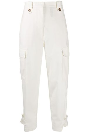 PT01 Wool cargo trousers