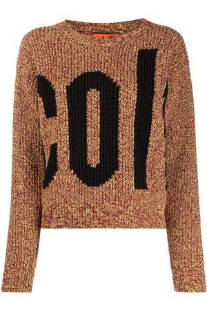 Colville Logo knit jumper