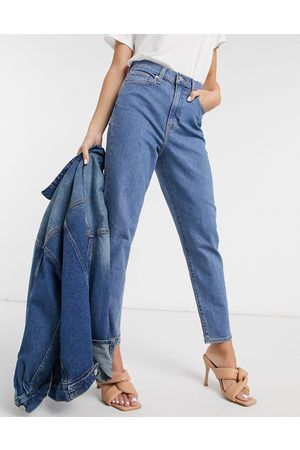 Levi's Levi's high waisted taper jean in midwash