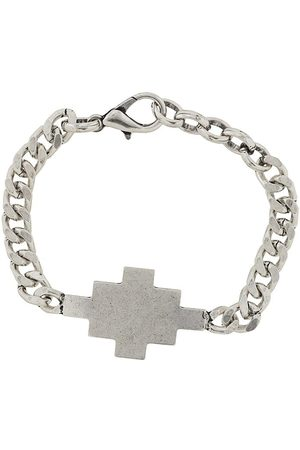 MARCELO BURLON Cross chain bracelet