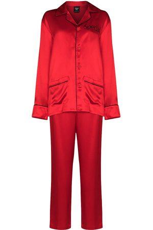 More Joy Special silk pyjamas