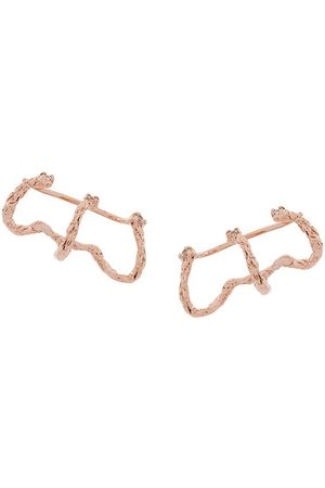 NIZA HUANG Moments climber earrings