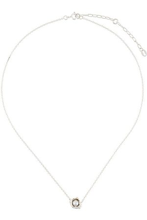 NIZA HUANG Crush pearl pendant necklace