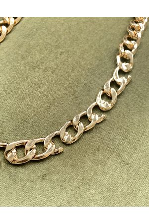 DesignB London DesignB broken link neckchain in