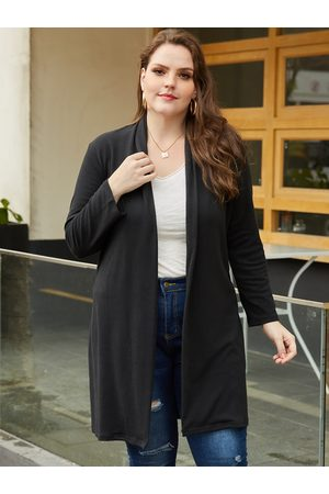 YOINS Plus Size Long Sleeves Cardigan