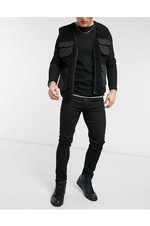 ASOS No fade skinny jeans
