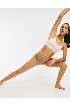 ASOS Seamless ribbed capri yoga legging