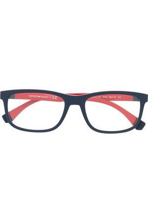 Emporio Armani Men Sunglasses - Square frame glasses