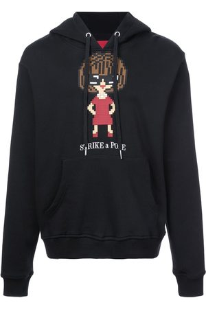 MOSTLY HEARD RARELY SEEN Strike a Pose hoodie