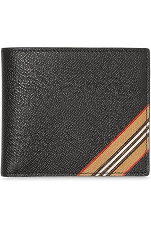 Burberry Icon stripe bifold wallet