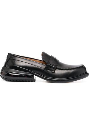 Maison Margiela Chunky-heel slip-on loafers