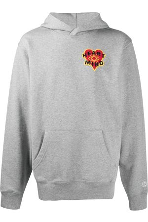 Billionaire Boys Club Heart patch hoodie