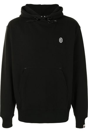 A BATHING APE® Ape Head patch hoodie