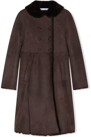 Dolce & Gabbana Double-breasted peacoat