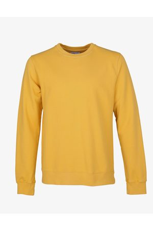 Colorful Standard Women Sweatshirts - Organic Cotton Sweatshirt Burned