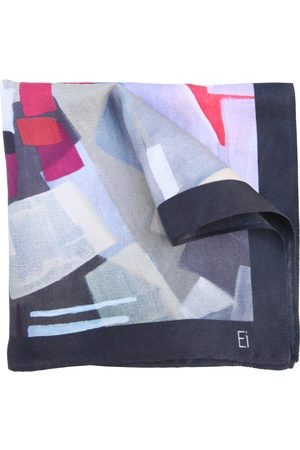 Ella Impressions S HEARTED -POCKET SQUARE