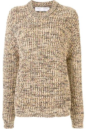 PROENZA SCHOULER WHITE LABEL Women Jumpers - Mixed yarns knitted jumper