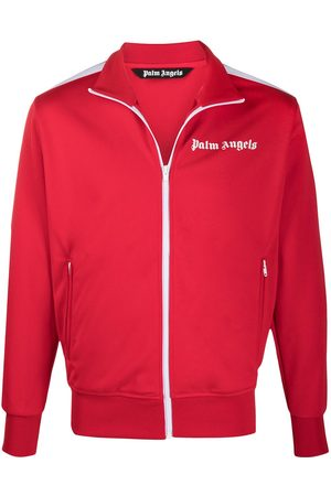 Palm Angels CLASSIC TRACK JACKET WHITE