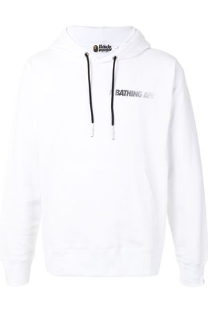 A BATHING APE® Men Sweatshirts - Logo print hoodie