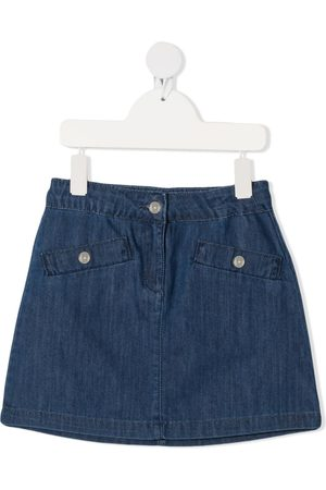 KNOT Keana denim skirt