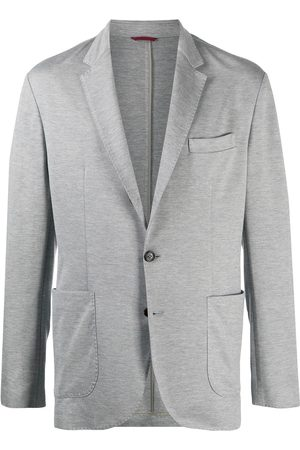 Brunello Cucinelli Relaxed cotton blazer