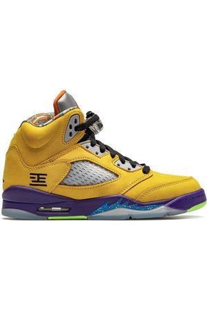 """Jordan Kids Air Jordan 5 Retro """"What The"""" sneakers"""