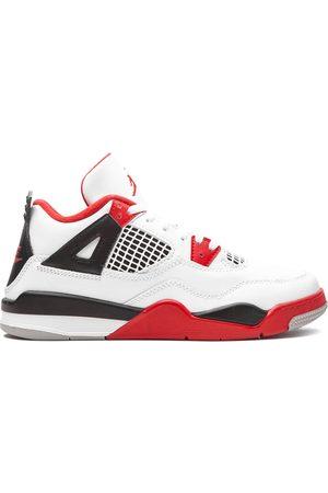 Nike Kids Jordan 4 Retro sneakers