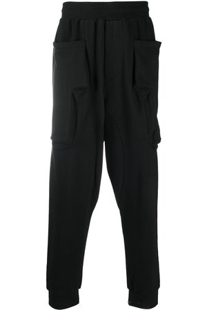 PAM PERKS AND MINI Men Trousers - Duplo French terry trackpants